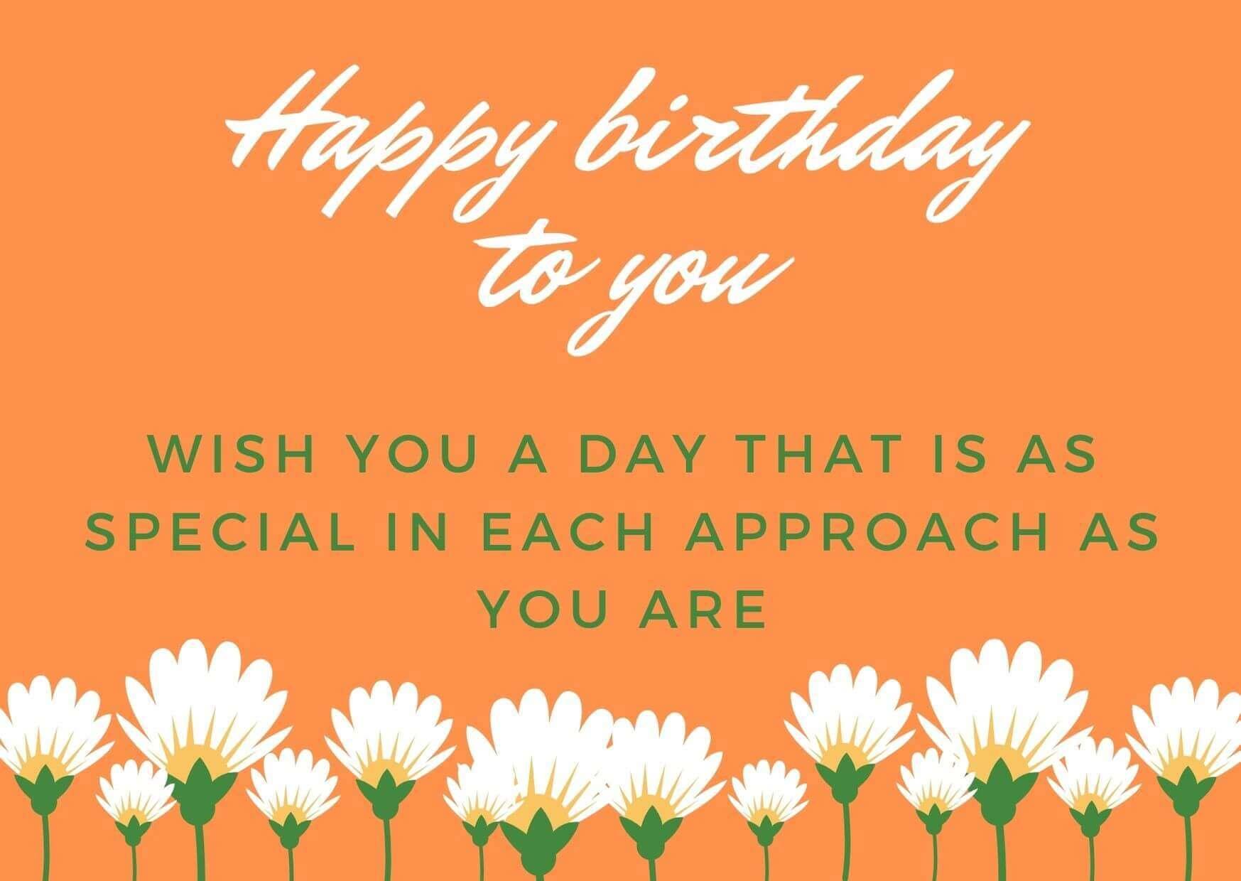 Happy Birthday Status Messages