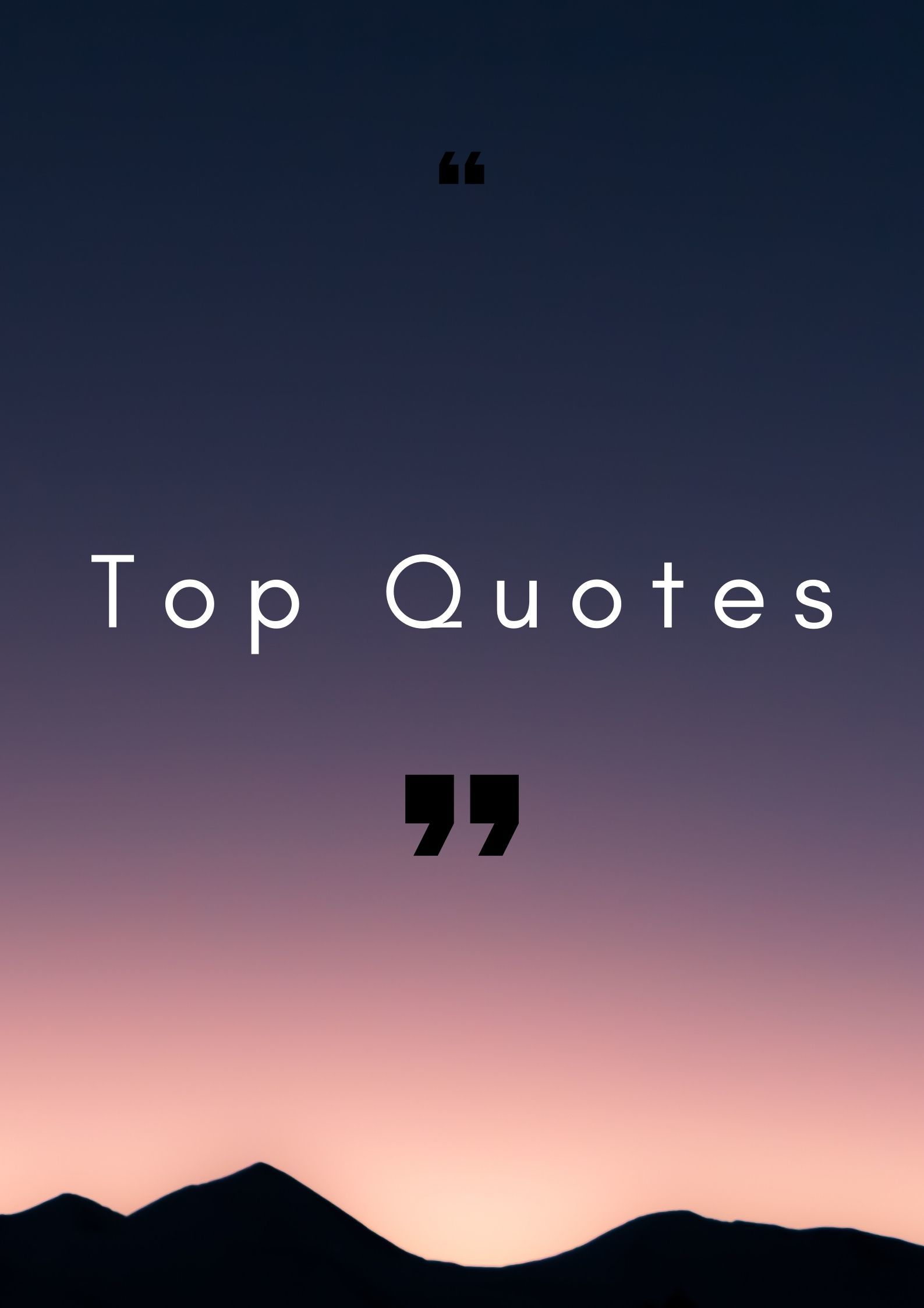 Top Quotes free image download