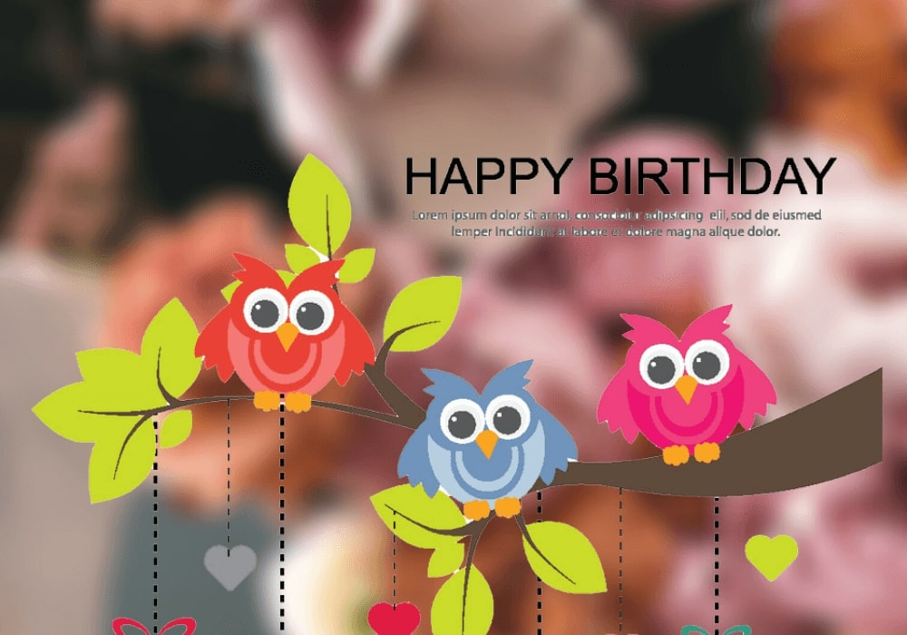 Birthday Wishes For Kids Image