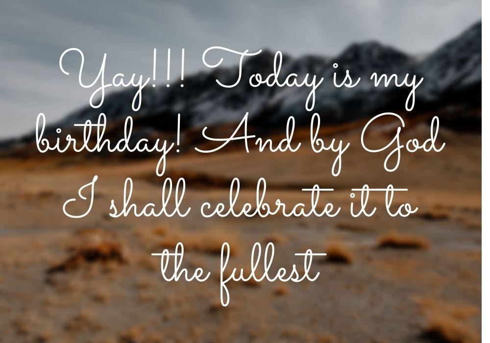 Lovely Happy Birthday Status