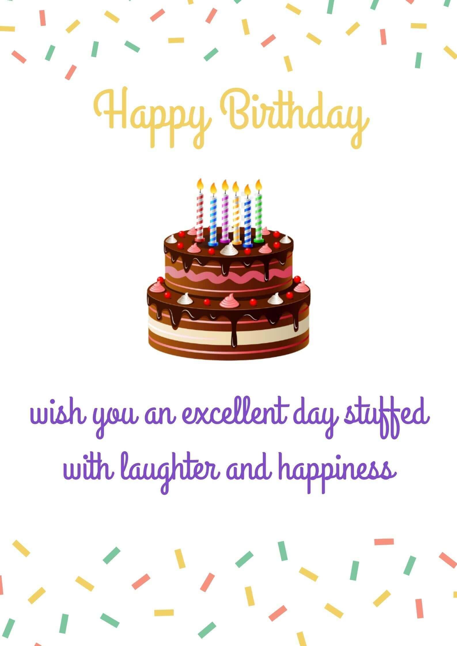 Birthday Wish Image