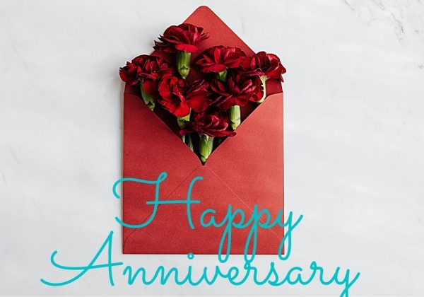 Anniversary wishes for friend Image