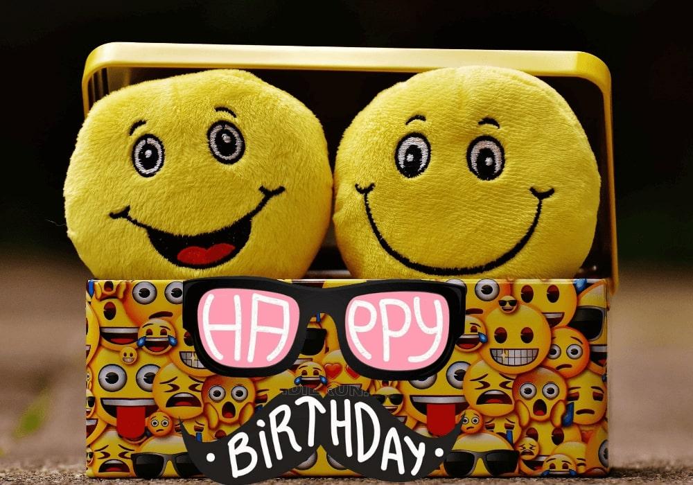 Funny Happy Birthday Sister